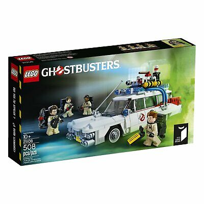 LEGO Ideas Ghostbusters Ecto-1 21108 Brand New And Sealed • 99.99£