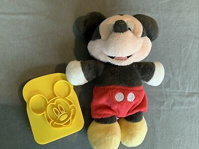 Mickey Mouse Cuddly And Cutter • 1£