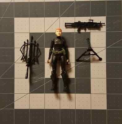 $ CDN16.65 • Buy LOOSE GI Joe Renegades 2011 Hasbro - CUSTOM Stealth Scarlett W/ Weapons