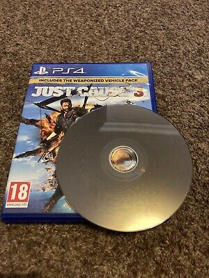 Ps4 Just Cause 3 • 1.10£