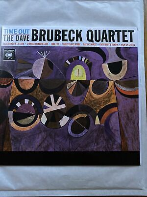 Time Out The Dave Brubeck Quartet • 9.10£