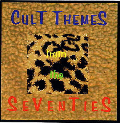 Cult Themes From The 70's Vol.1 FeaT; The Lambrettas, The Sweeney,  Get Carter  • 2.99£