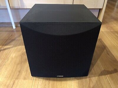 Yamaha NS-SW050 Subwoofer (including High Quality Subwoofer Cable) • 51£
