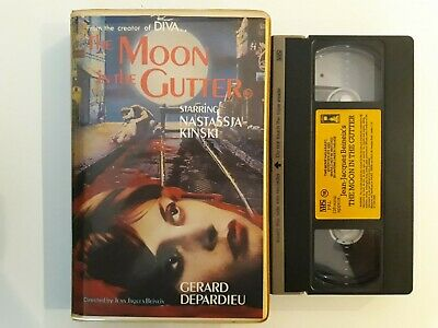 Moon In The Gutter / Pre Cert / Palace Video / Vhs Pal • 19.99£