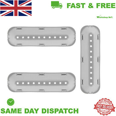 3x10 HOLE HOTPOINT WASHING MACHINE DRUM LIFTER PADDLES REPLACEMENT PART • 10.99£