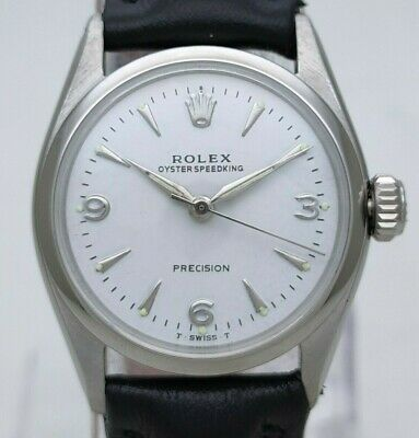$ CDN782.04 • Buy VINTAGE ROLEX OYSTER SPEEDKING 31MM Ref. 6420 CAL. 1210 MANUAL WIND MEN'S WATCH