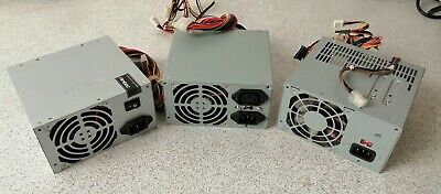 £30 • Buy Pack Of 3 Different ATX PC PSU, Bestec (300W), Antec (350W) And Winpower (400W)