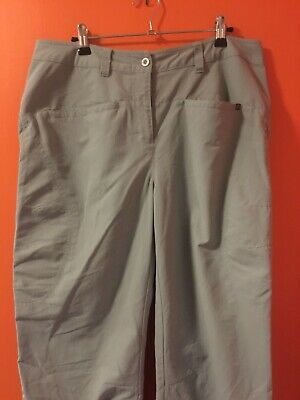 Berghaus Grey Walking Trousers, Size UK 16 Regular EXCELLENT CONDITION • 12£