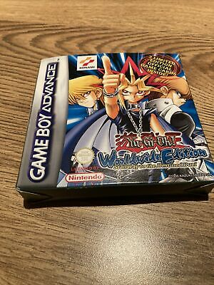 Nintendo Game Boy Advance YU-GI-OH! STAIRWAY TO THE DESTINED DUEL  • 4.99£