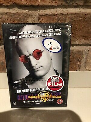 Natural Born Killers [DVD, 2001] New And Sealed • 2.80£