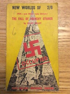 NEW WORLDS SF 143 | The Fall Of Frenchy Steiner | Edited By Michael Moorcock • 8.50£