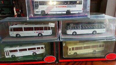 1/76  National Express Limited Edition Buses • 12.50£