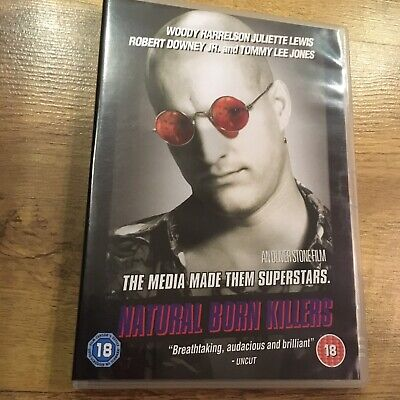 Natural Born Killers - DVD (Watched Once) • 0.99£