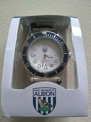 West Bromwich Albion One Size Watch Brand New In Box • 14.99£
