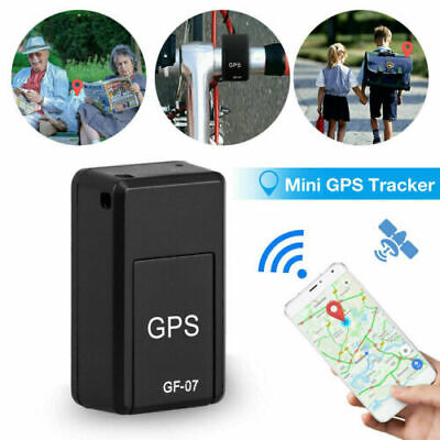 AU10.59 • Buy Magnetic GSM Mini GPS Tracker SPY Real Time Tracking Locator Car Motorcycle Pets