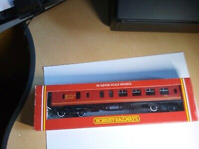 Hornby R592 Royal Mail Ancillary Coach Certified Production Sample • 30£