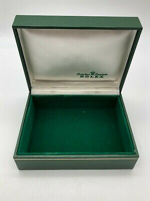 $ CDN54.78 • Buy Rolex Genuine Watch Box Case 11.00.2 Without Pillows No Outer Box 1122020