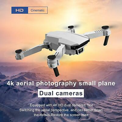 AU39.45 • Buy Mini Drones With Camera For Adults Long  Time 4K 1080P 1/2 Camera,  Drone
