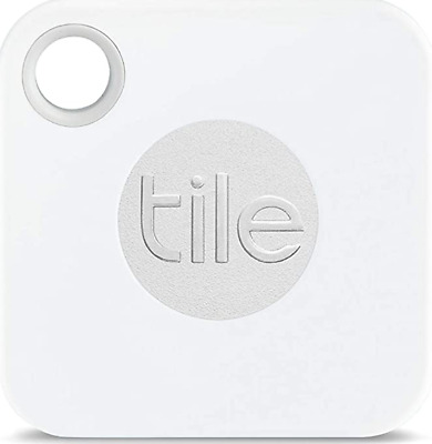 Tile Mate 2020 With Replaceable Battery GPS Bluetooth Tracker Key Finder Locator • 24.99£