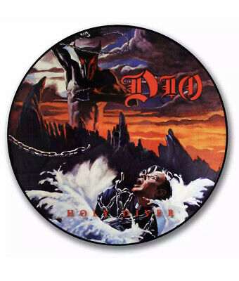 """Dio First Ever """"Holy Diver"""" Picture Disc • 110£"""