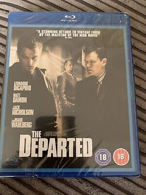 The Departed (Blu-ray, 2007) • 2£