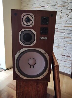Vintage Yamaha NS-690 II Speakers (Pair) Up For Auction Is A Classic Pair • 799£
