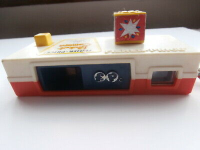 Vintage 1974 Fisher Price Pocket Camera A Trip To The Zoo                   • 23£