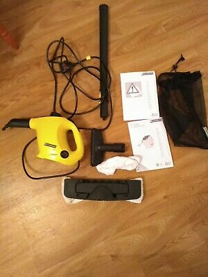 Karcher SC1 Easy Fix Steam Cleaner And Accessories. Good Used Condition.  • 29£