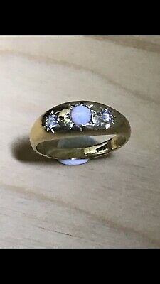 Scrap/Not Scrap 18 Ct Gold And Diamond Ring • 83£