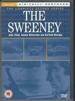 The Sweeney - Series 2 - Complete (DVD, 2005, 4-Disc Set)- NEW-(Other) • 9.99£