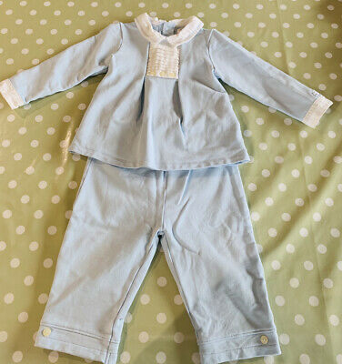 Emile Et Rose Baby Boy 12months Christening Wedding Occasion Outfit • 15£