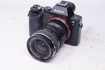 $ CDN68.74 • Buy Sony E Mount Adapted 28mm F2.8 Chinon Wide Prime Lens A7 Nex,a6000