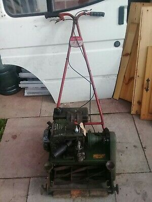 Greens Petrol Lawnmower Villiers Mk7 Engine Parts Project Spares Restoration  • 50£