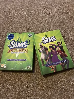 The Sims 3 Ambitions Expansion Commemorative Ed • 1.50£