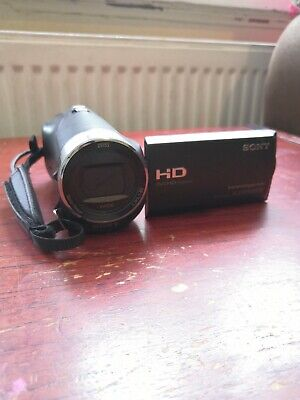 Sony HDR-CX240E Full HD Camcorder Black • 90£