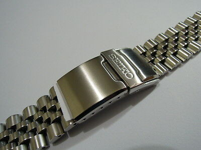 $ CDN51.90 • Buy New 22mm Jubilee Bracelet Fits Seiko Diver's Skx007,7002,6309 Solid Stainless