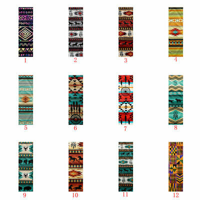 AU21.66 • Buy Aztec Horse Dinner Table Runner Washable Tablecloths For Home Decor Dining Party