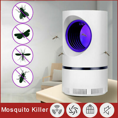 AU19.99 • Buy Electric UV Light Mosquito Lamp Insect Trap Mosquito Bug Fruit Fly Gnat Killer
