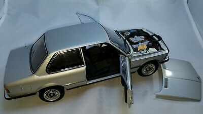 $ CDN29.33 • Buy 1/18 Scale BMW 323i,Diecast Model,3-Series AutoArt ,gray,for Repair Or Parts