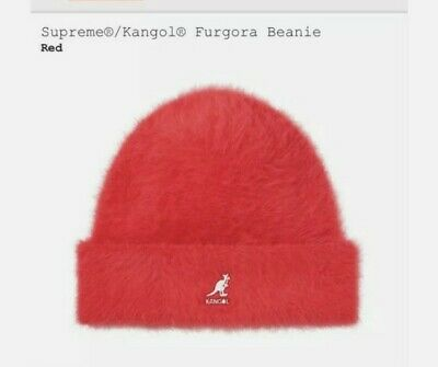 $ CDN116.78 • Buy Supreme Kangol Furgora Beanie Red NWT