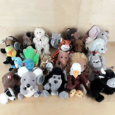 £3.99 • Buy Coca-cola 1999 International Beany Bags Plush Soft Toy Choose Your Animal