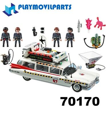 Playmobil 70170 Ghostbusters Ecto 1a  Mkii     • 1.09£