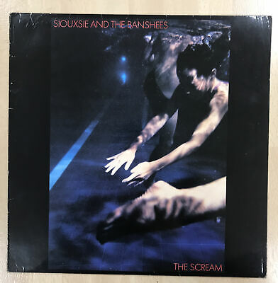 Siouxsie And The Banshees - The Scream LP - (EX+/EX-) - UK 1st Press • 14.99£
