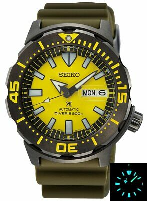 $ CDN694.19 • Buy SEIKO PROSPEX Monster Special Edition Diver's 200M Automatic SRPF35K1