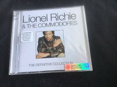 Lionel Richie - Definitive Collection (2009) Sealed • 3£
