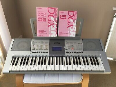 Yamaha PSR 295 Electronic Keyboard • 85£