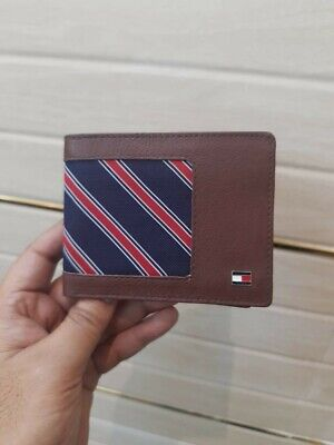 Tommy Hilfiger Men's Leather Wallet With Gift Box • 17£