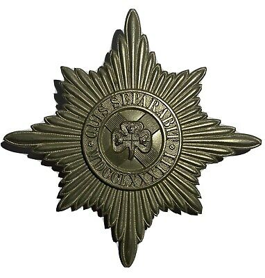 Irish Guards & Coldstream Guards - Two Large Badges • 0.99£