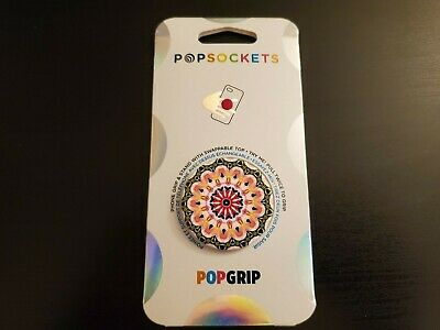 AU10.82 • Buy PopSockets PopGrip - Orchid Mandala - New, Free & Fast Shipping