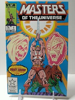 $17.50 • Buy Masters Of The Universe #1, Star Comics